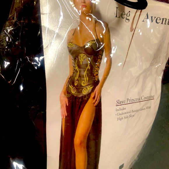 Slave princess Costume
